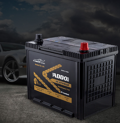 Addo Light Vehicle battery