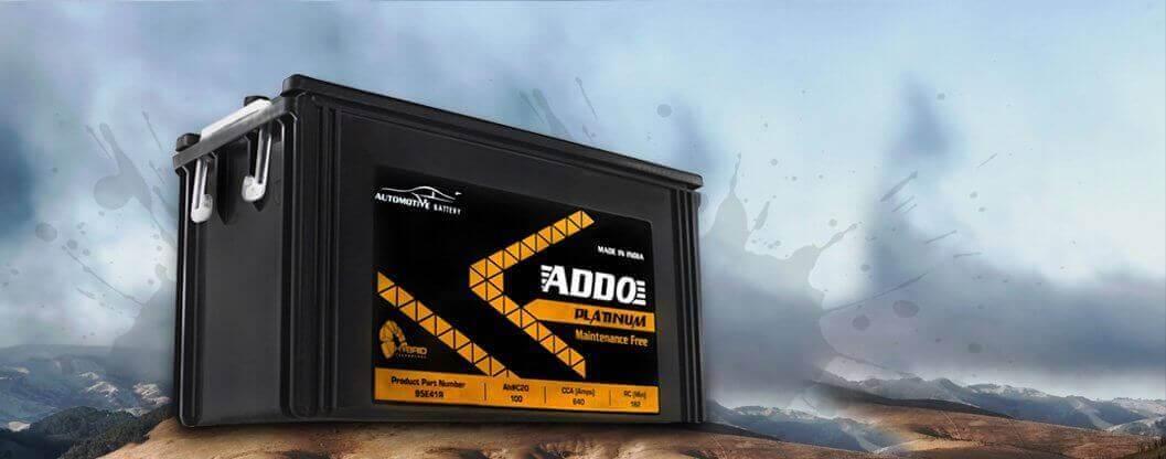 Addo Car Battery