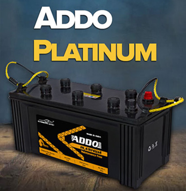Addo  Platinum batteries