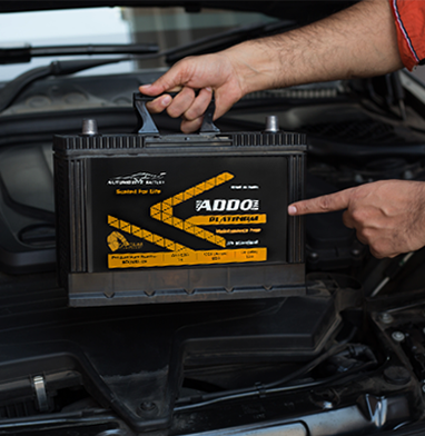 Addo Light Vehicle battery 2
