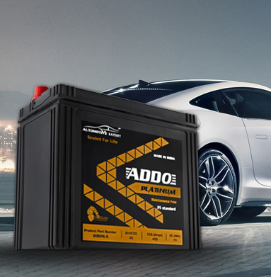 Addo Light Vehicle batteries