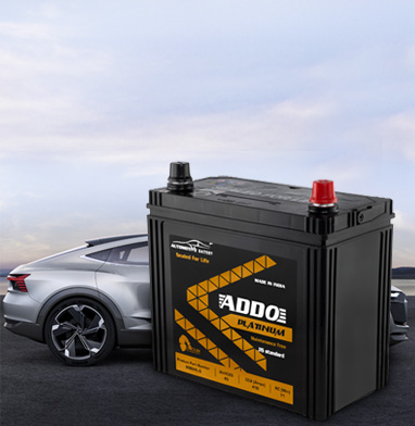 Addo Light Vehicle battery 1