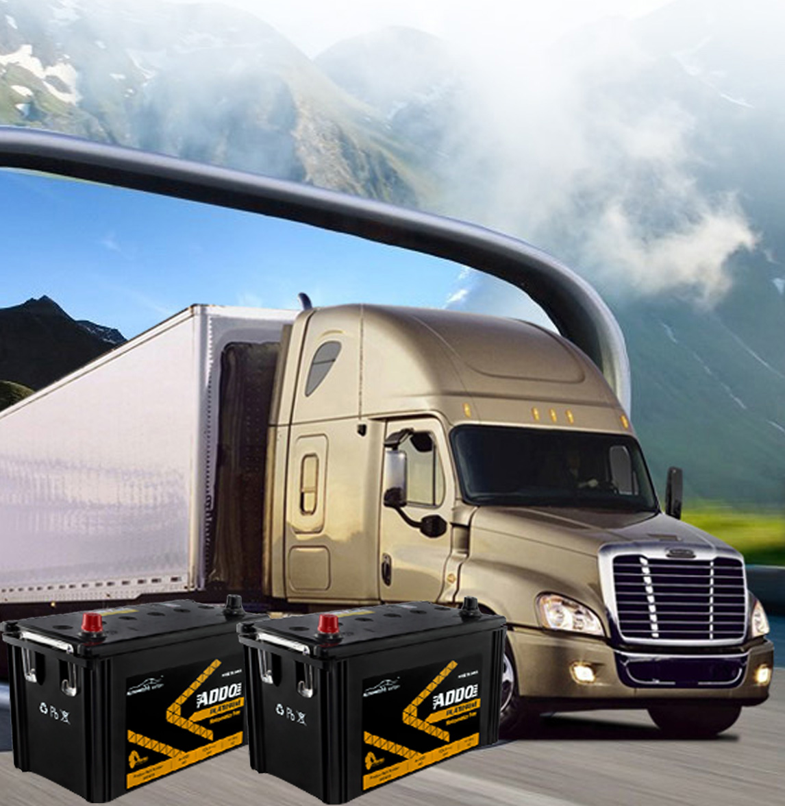 Addo  Platinum Heavy vehicle battery