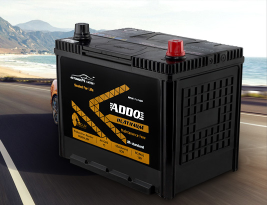 addo platinum light vehicle battery brochure