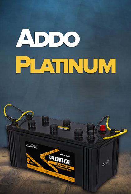 addo platinum heavy vehicle batteries