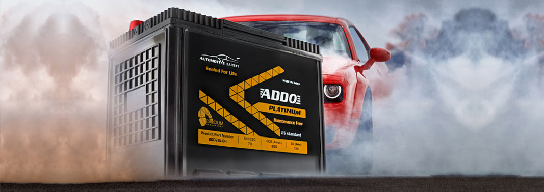 addo platinum light vehicle battery documentation