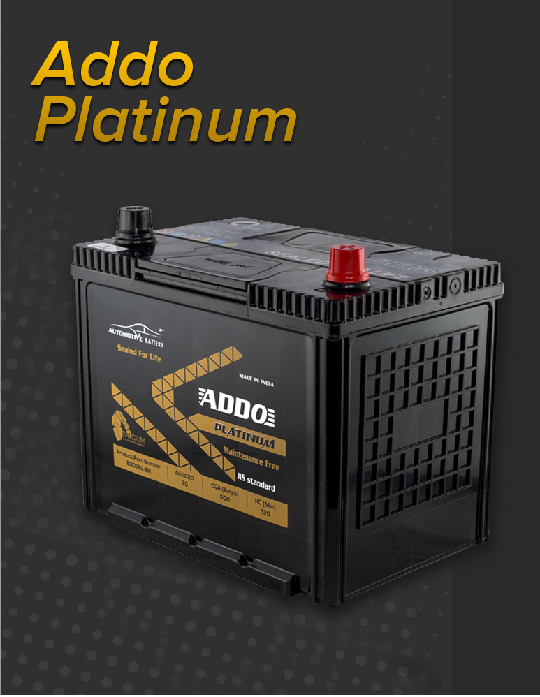 addo platinum battery faq