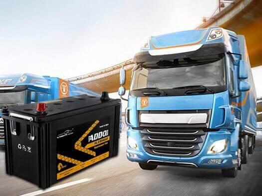 Batterie de camion Addo